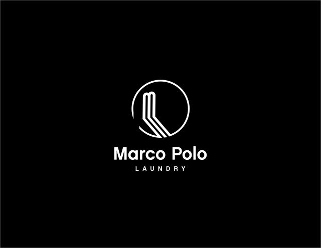Marco Polo Wash N Dry Marco Polo Wash N Dry Client Winner Marco Testimonial Logo Design Contest Business Card Design Modern Business Cards