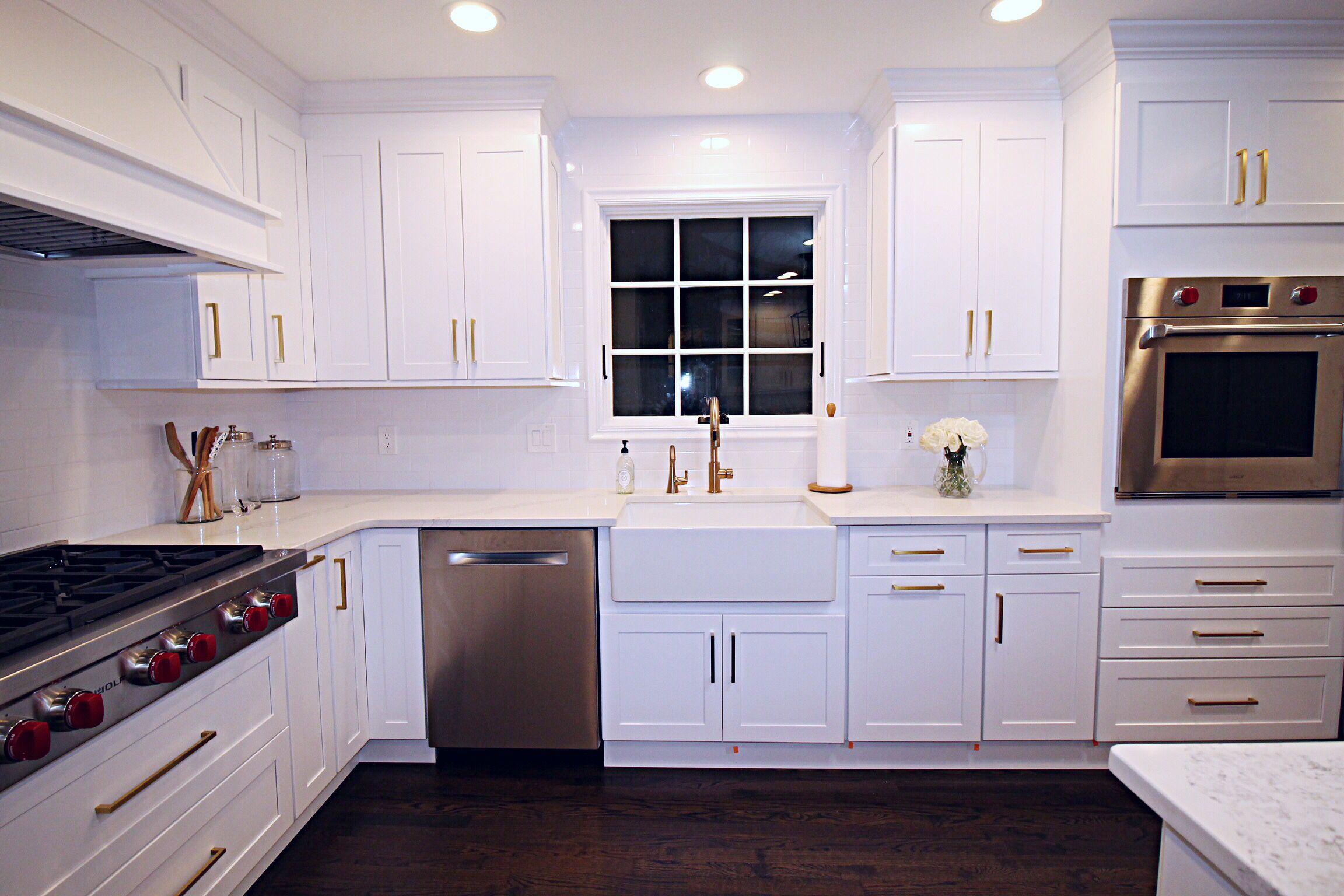 Kitchen Remodel Design Wood Cabinets Granite Backsplash Custom
