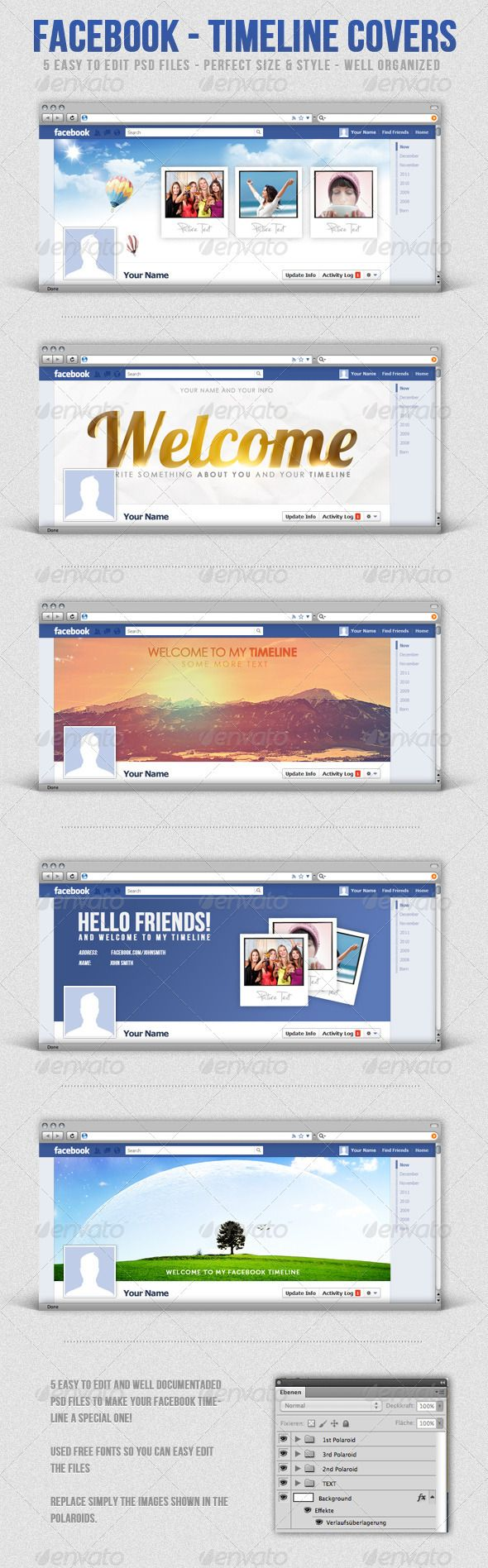 Facebook Timeline Covers Facebook Timeline Timeline Covers And