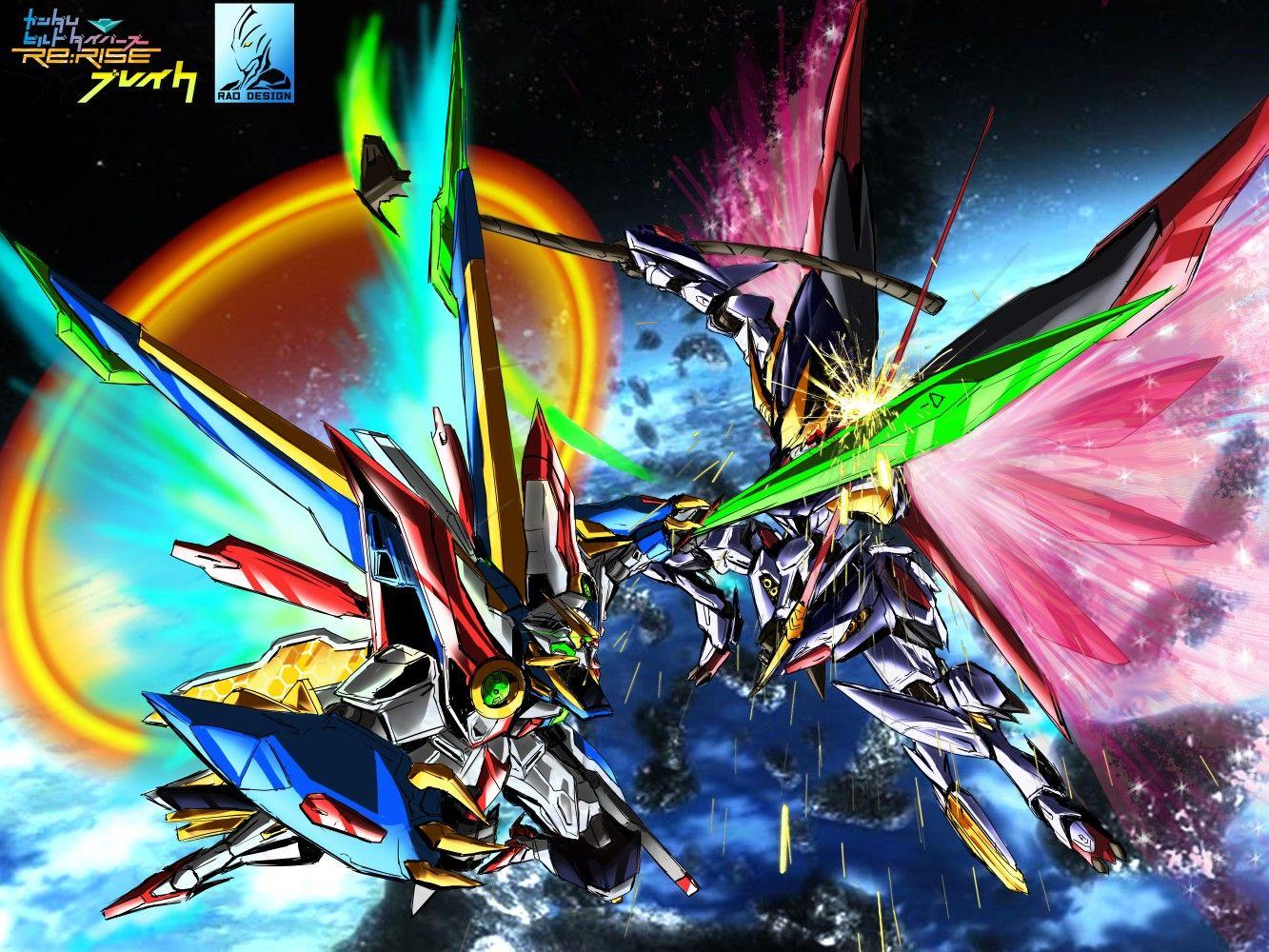 Pin on Gundam Project