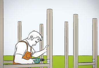 Gerätehaus selber bauen in 5 Schritten (mit Bildern