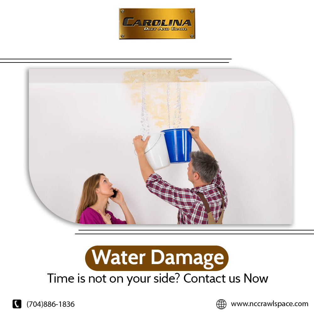 water damage restoration services provided by our experts