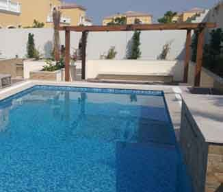 Landscaping Swimming Pool Jumeirah Park Dubai With Images