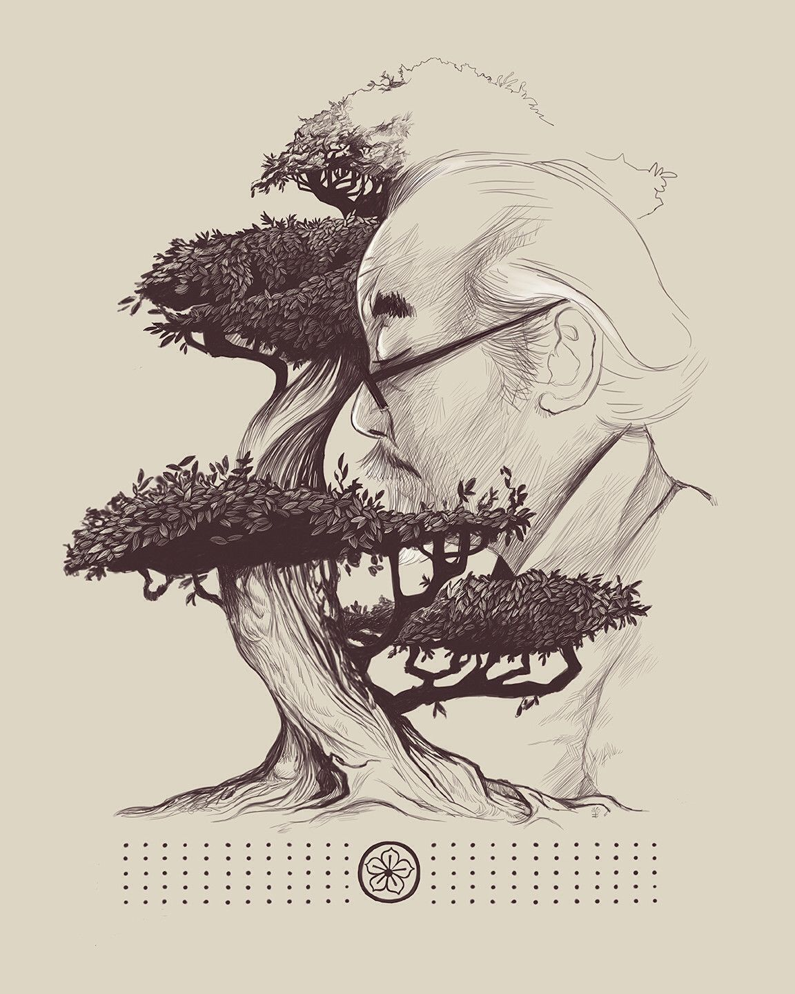 xombiedirge: Bonsai by Dave Mottram / Store Part of the IT CAME ...