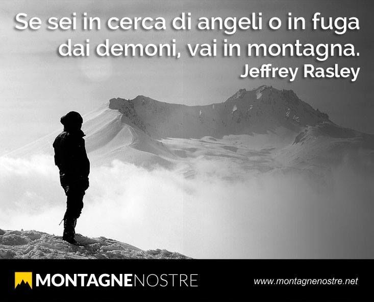 belle frasi montagna