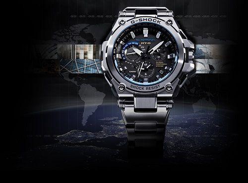 mẫu đồng hồ casio g shock chính hãng