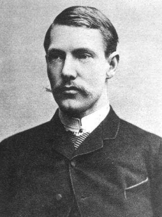 Nuori varatuomari P.E. Svinhufvud. <em>1900-luvun alku. Museovirasto, Historian kuvakokoelma</em>