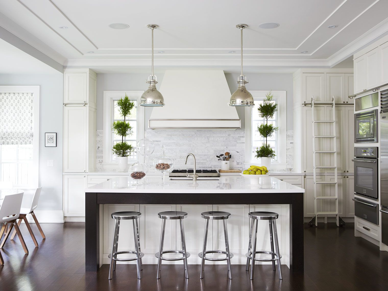 Brooke Ave. Kitchen. Design by Feasby & Bleeks Design. Photography ...