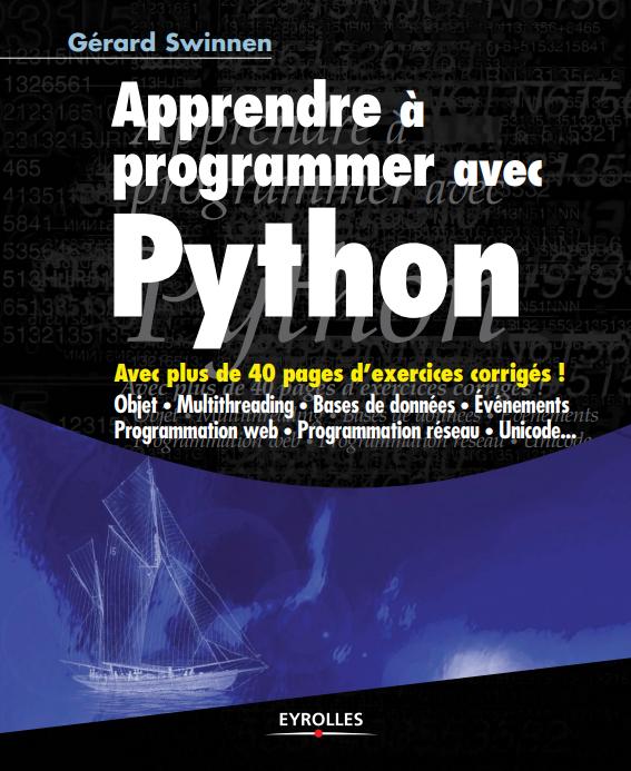 Apprendre A Programmer Avec Python Pdf Gratuit Bookpdf Livresgratuit En 2021 Apprendre A Programmer Apprendre La Programmation Programmation Informatique