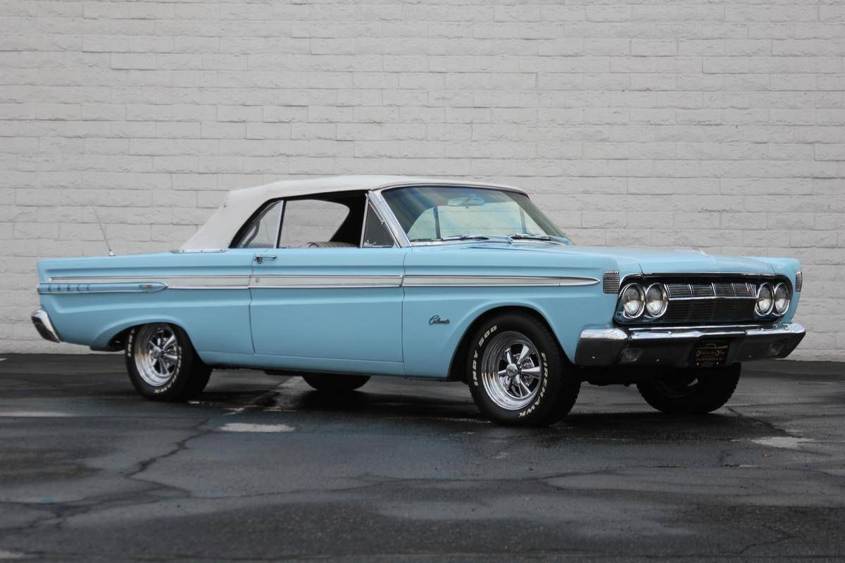 1964 Mercury Comet Caliente - Image 1 of 31 - the Falcon platform was what  the 641?2 Mustang owes a great debt to