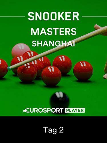 Snooker Shanghai Masters 2019  Tag 2