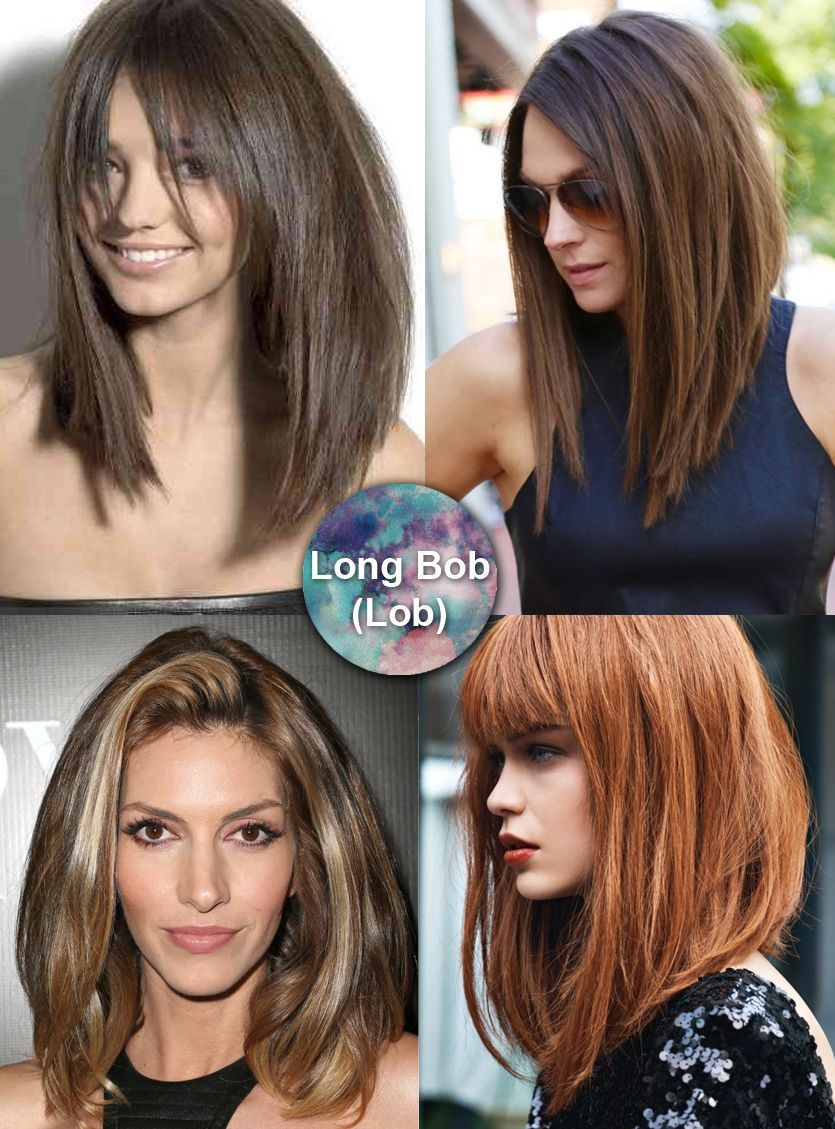 Best Medium Length Hairstyles For Thick Hair Thick Hair Styles Bob Hairstyles For Thick Medium Length Hair Styles