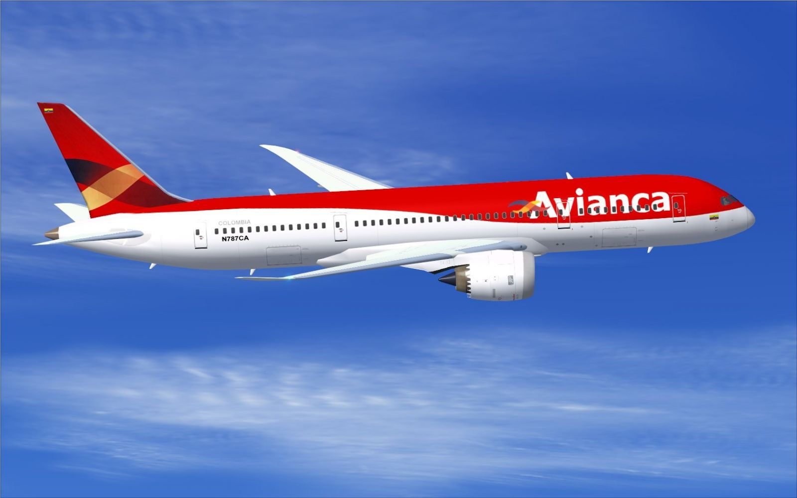 Image result for avianca airplanes