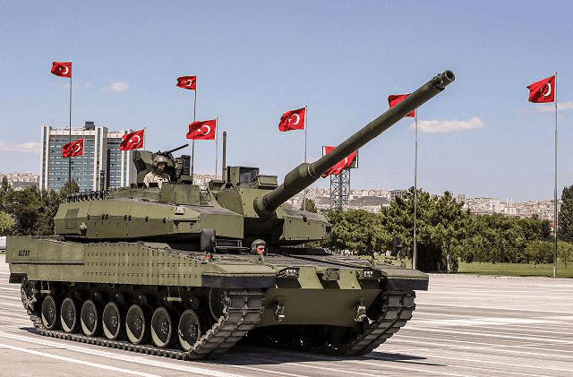 Altay Tanki Son Durum Tank Askeri Havacilik