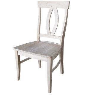 NOTE: Also See Gelco Furniture.com Parawood Queen Anne Upholstered Seat  Dining Chairs In