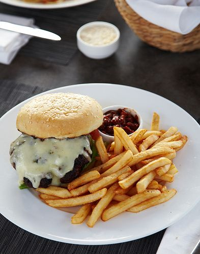 See blogger @ericisaac's great review of our menu selection at Viceroy Anguilla: #Kobe Beef Burger with Cheddar #food