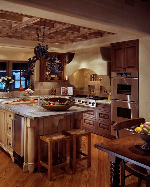 Kitchen Cabinets Scottsdale: Janet Brooks Design ~ So Warm And Inviting