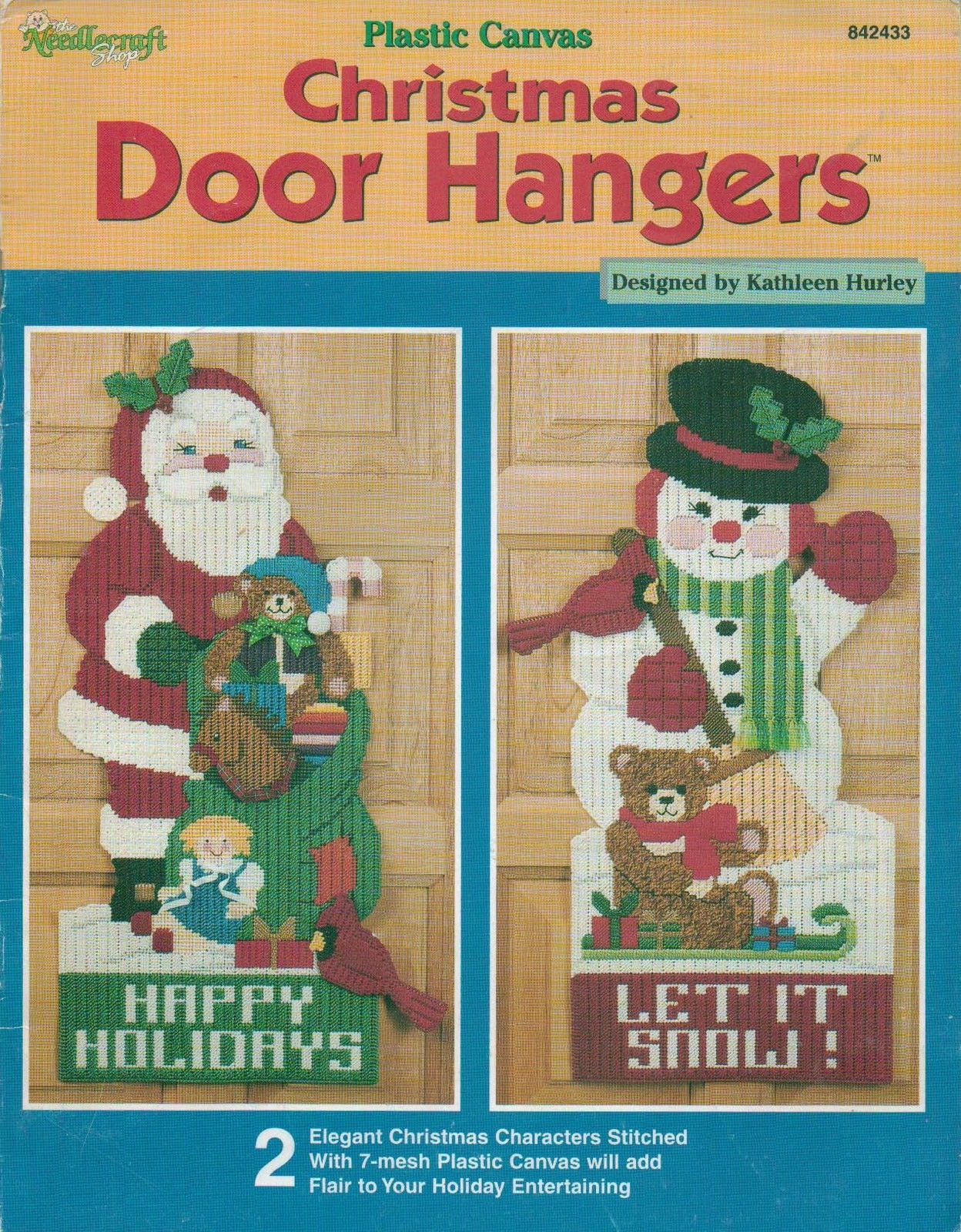 Christmas Door Hangers Pg. 1/7