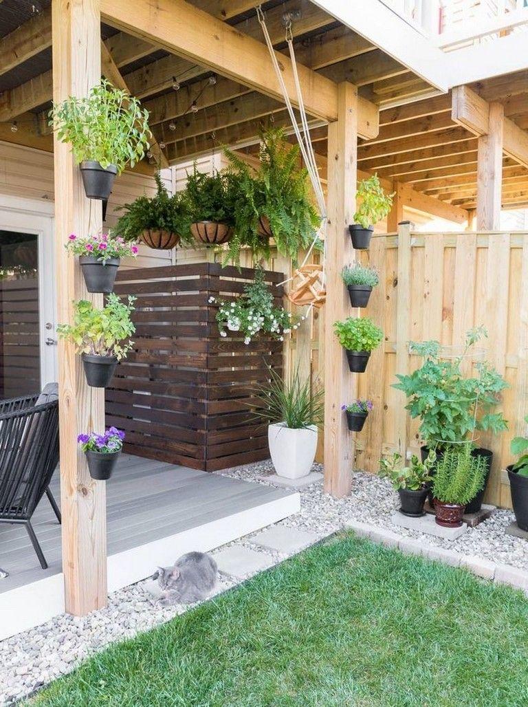 40 Incredible Diy Small Backyard Ideas On A Budget Page 38 Of 42 Budget Backyard Backyard Small Backyard Mini backyard garden ideas