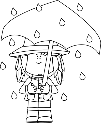 black and white girl standing in the rain clip art black and white girl standing in the rain image black and white girl standing in the rain girl standing black and white girl standing in the