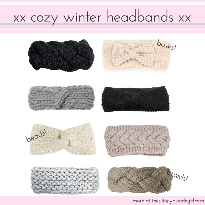 I like the 2black ones and the grey one! | Accessorize | Pinterest ...