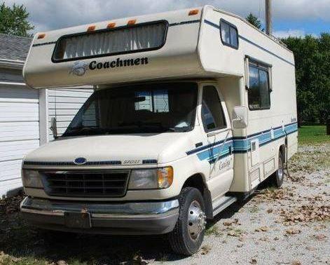 For Sale 1992 Coachmen Catalina Sport Elwood Indiana