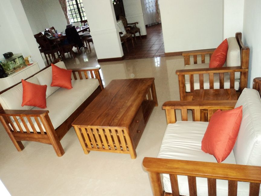 Indoor Teak Furniture In 2020 With Images Teak Furniture Patio Furniture For Sale Teak Wood Furniture
