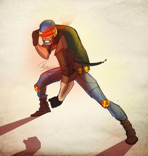 Cyclops by Babrus Khan
