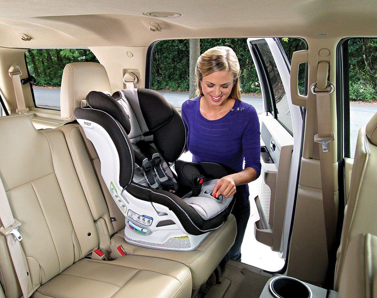 britax usa boulevard clicktight convertible car seat  Britax USA Boulevard ClickTight Convertible Car Seat Circa -- You ...