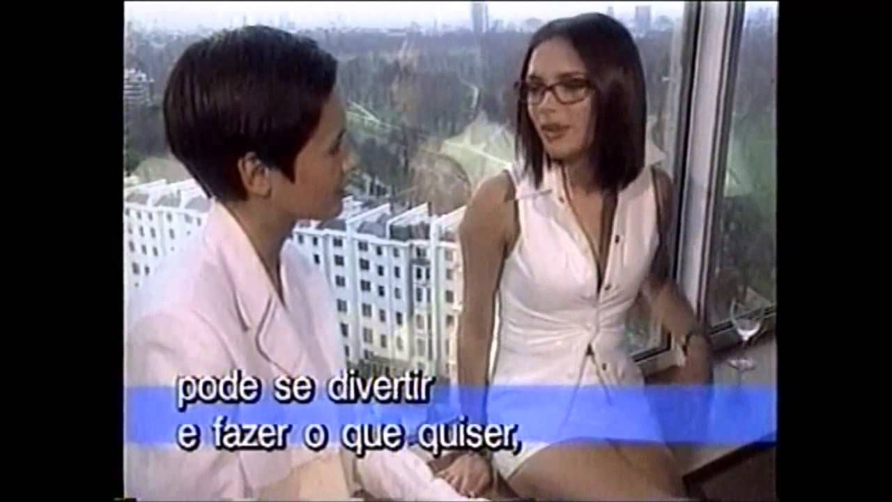 Spice Girls - MTV Brasil - Entrevistas Individuais (Completo) Legendado HQ