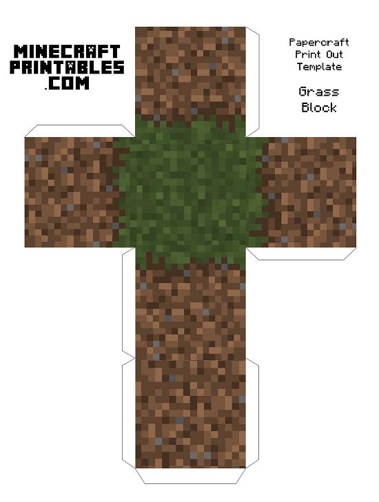 Fan Di Minecraft Stampa E Costruisci I Personaggi 3d Creare Con