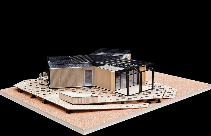 Architecture House Model Intended Inspiration Decorating