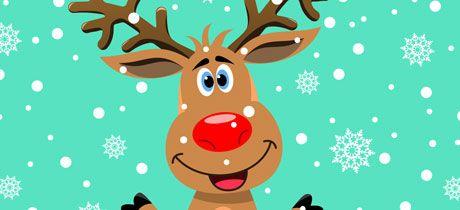 RENO RUDOLF para esta navidad con PINTAFUN ¿preparado para hacerlo? http://www.pintafun.com/tu-reno-de-navidad-3/