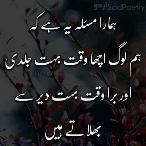 Pin by Tasneem Bano on Positive thoughts & motivations | Urdu quotes