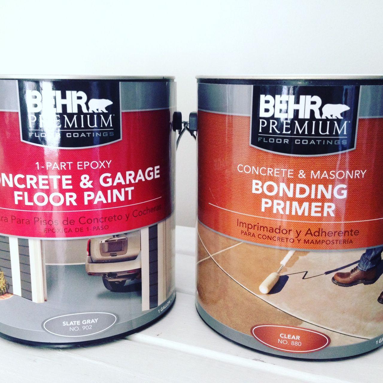 How To Apply Garage Floor Paint Painted Floors Garage Floor Paint Flooring