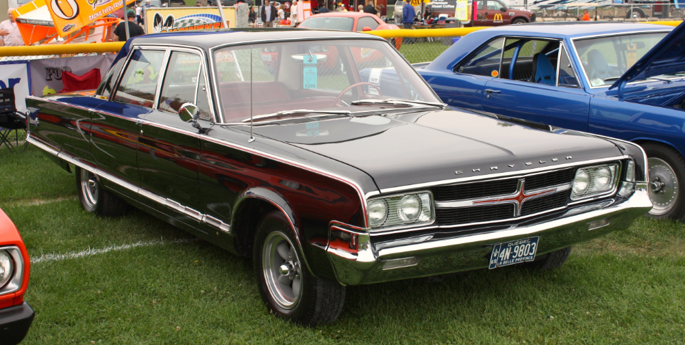 1965 Chrysler 300 4 door