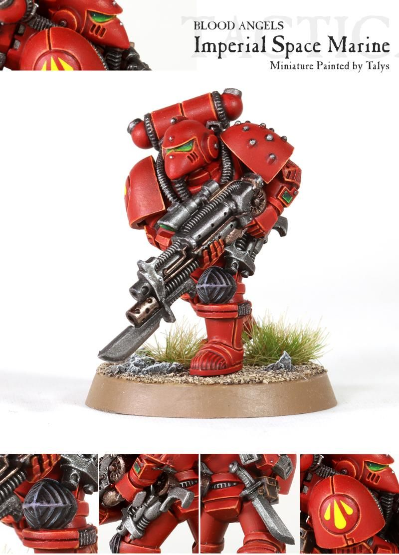 2016, Imperial, Space, Space Marines