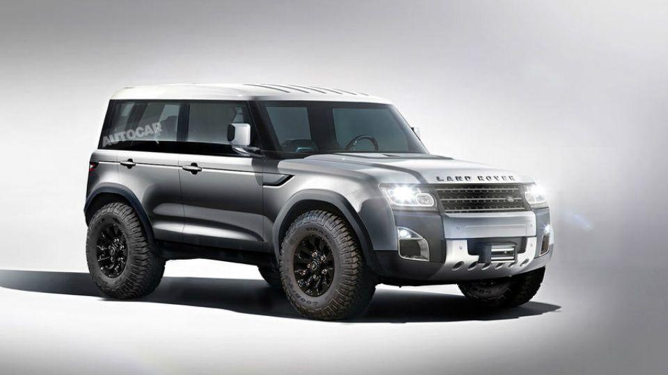 Land Rover Defender 2019 Land Rover Defender Land Rover New