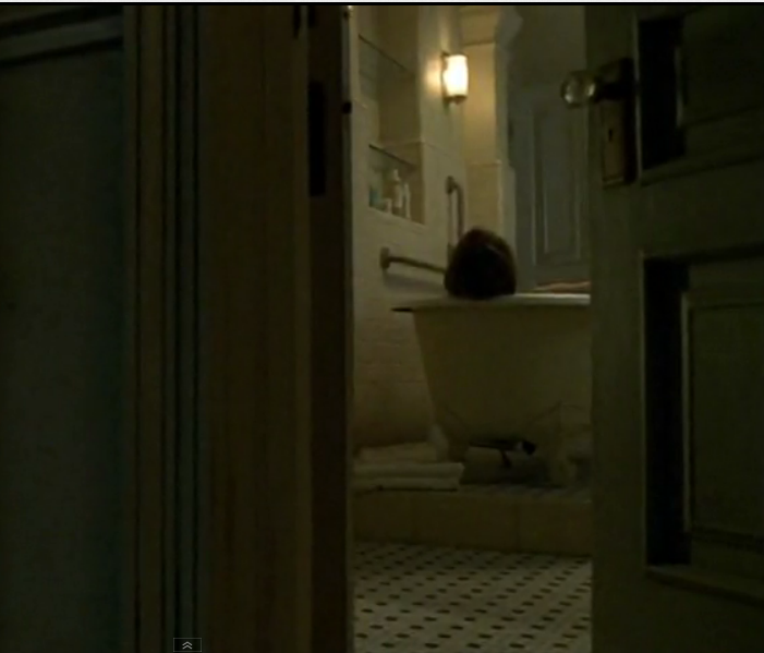 Panic Room with Jodie Foster   Movie & Celebrity bathroom ...