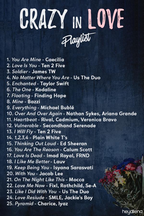 Playlist:Crazy In Love