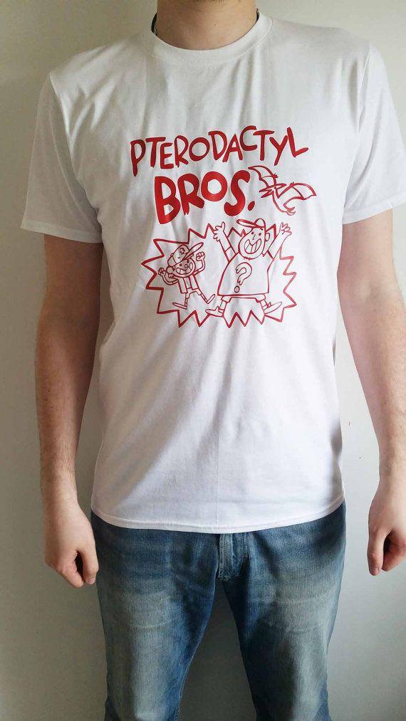 Gravity Falls Pterodactyl Bros. men's T-shirt as by CuriositeesUK