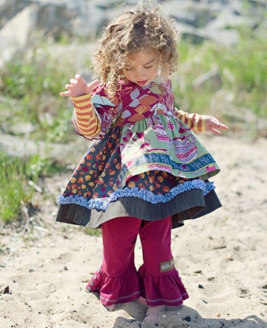 2c3e1bfc993 Caroline & Chrissy Dress Matilda Jane Clothing Lindy Kaemming #396 lindyk@ matildajaneclothing.com