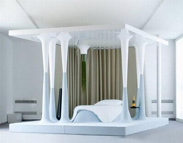 29 Extraordinary Beds You\u0027d Love To Sleep In Pinterest Awesome
