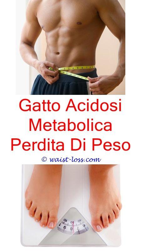 programma di dieta per esercizio fisico e perdita di peso