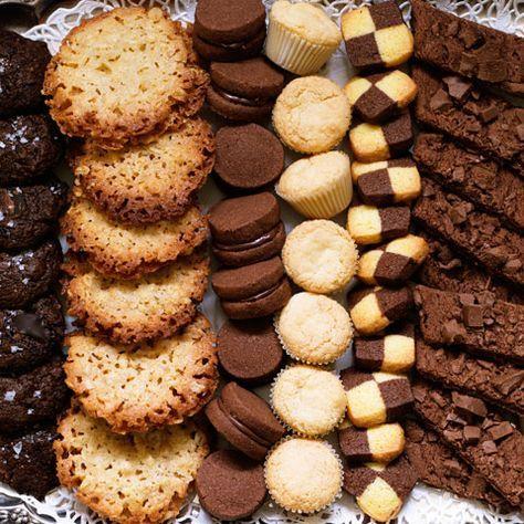 havreflarn sju sorters kakor