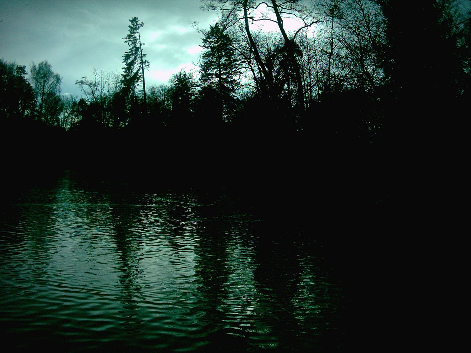 Dark Lake Wallpaper From Dark Wallpapers
