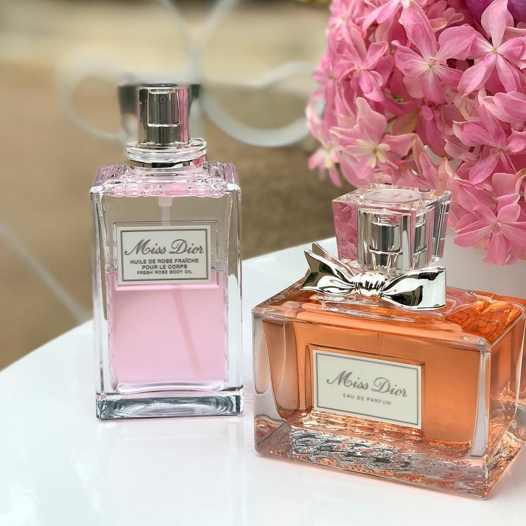 787071823a To celebrate the harvest of Grasse Rose, discover the new Miss Dior ...