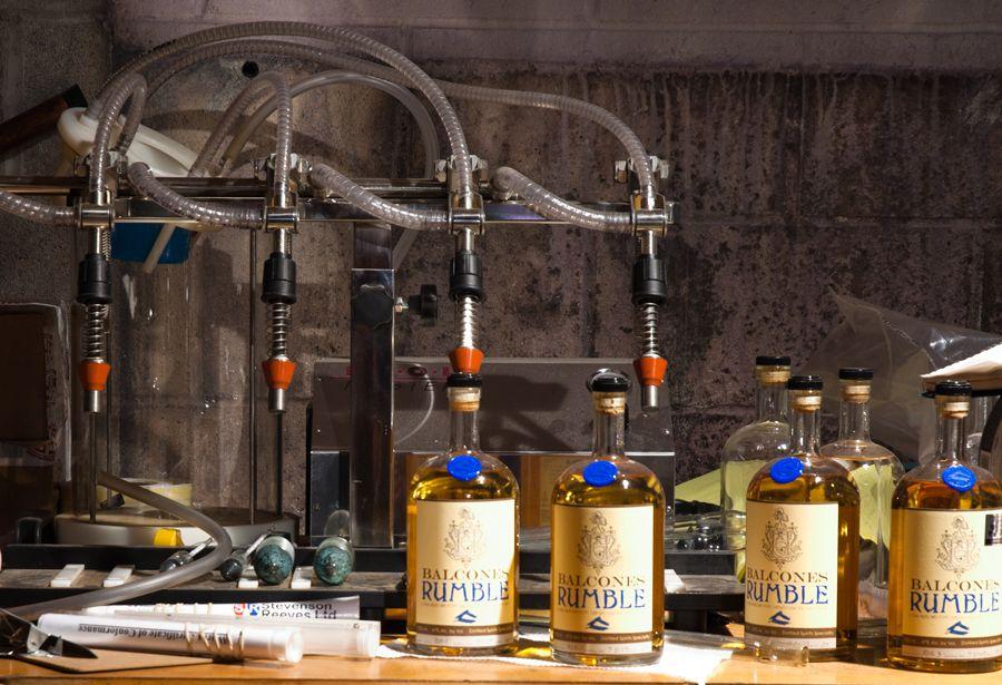 Balcones distillery waco texas whiskey distillery