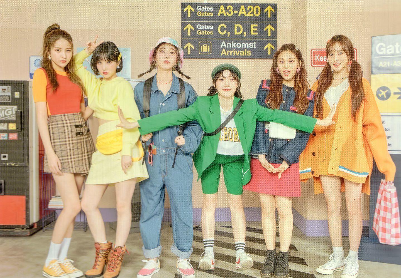 Gfriend Global Official Fanclub Buddy Membership Kit 1 2 Scan By