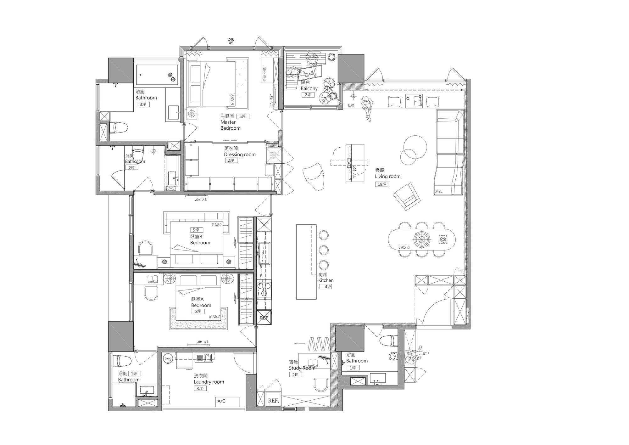 Gallery Of Scenic Ballade Hao Design 25 Design Modern Art Deco Scenic
